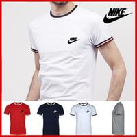 styles de vêtements décontractés pour hommes achat en gros de-T-shirt à manches courtes T-shirts à manches courtes T-shirts pour hommes