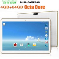 Wholesale 10 quot Tablet PC G Android Octa Core Dual SIM Camera Phone Phablet