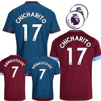 065bae58449 CHICHARITO ARNAUTOVIC patches 18 19 west ham soccer jerseys 2018 2019  Antonio football shirt west ham united Camiseta futbol Lanzini maillot