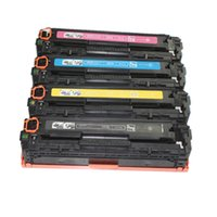 Wholesale toner cartridge pages for sale - 131A Compatible HP A Pages High Yield Toner Cartridge CF210A CF211A CF212A CF213A for HP LaserJet Pro color M251nw