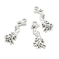 bd60c5c0f Wholesale phoenix bird pendant for sale - 20pcs phoenix Charms Antiqued  silver Tone Mythical Birds animal