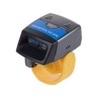 ingrosso cina migliori venditori-Lettore di codici a barre wireless per scanner a codice a barre con anello indossabile GS03 Scanner per best seller disponibile in Cina