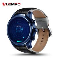 relógio 2gb venda por atacado-Venda Por Atacado lem5 pro smart watch smartwatch android 5,1 relógios telefone 2gb + 16gb smartwatch gps bluetooth bluetooth