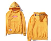 Wholesale paul hoodies - New Superstar Paul Pablo Kanye West sweat homme hoodies men Sweatshirt Hoodies Hip Hop Streetwear Hoody pablo hoodie