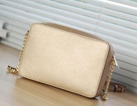 Wholesale gold envelopes - 2017 Chain tassel female bag handbag designer luxury classic mini bag shoulder bag gold hardware