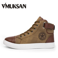Wholesale men s high top canvas shoes for sale - Group buy Men Shoes Big Size Fashion High Top Canvas Casual Shoes Patchwork Men s Vulcanize Shoes Spring Lace Up Flats
