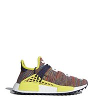 Wholesale women brand low shoes - Pharrell Williams HU NMD Trail Human Race Mens Women Shoes Luxury Brand Running Sneakers Men Designer Trainers New Color