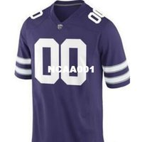 Wholesale kansas state for sale - Group buy CUSTOM Mens Youth women toddler Kansas State Wildcats Personalized ANY NAME AND NUMBER ANY SIZE Stitched Top Quality College jersey