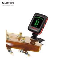 violon acoustique achat en gros de-JOYO JT-12B Accordeur LCD numérique pour guitare acoustique basse électrique violon ukulélé