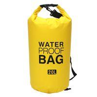Wholesale tennis bags sale - Outdoors Waterproof Bag Travel Handset Handbag Seashore Swimming Dive Beach Drifting Dry Single Shoulder Bags Hot Sale 23 5dy ii