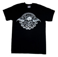 b407442eb67 Avenged Sevenfold Bullet Skull Official T Shirt Brand New Sizes S-M-L-Xl-2Xl  Tee Shirt Men Factory Wholesale Custom Short Sleeve 3XL Couple