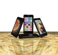 Wholesale tri sim mobile phones - Huadoo HG11 Tri-proof 4G LTE Smartphone Android 7.0 MT6737 Quad Core 3200mah battery 8MP rear camera Fingerprint Mobile Phone