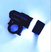 купить красный свет оптовых-Водонепроницаемый велосипед огни 5 светодиодов велосипед передняя головного света + безопасность задний фонарик Факел лампы фар аксессуар