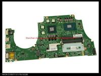 материнские платы inspiron оптовых-SZZC для Inspiron 15 7559 DAAM9AMB8D0 0MPYPP MPYPP с i7-6700HQ получился AM9A памяти DDR3L N16P-с GX-А2 4G с дискретной графической платы