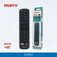 Wholesale vcr universal remote - RM-L1335 Hot NETFLIX Function YouTube Button Universal TV Remote Controller Use for Hisense LED LCD HD Smart TV