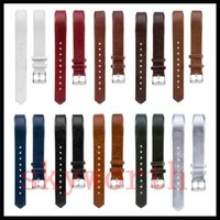 Wholesale fitbit bracelet charge online – Wrist Wearables Real Genuine Leather Straps Band For Fitbit Charge Alta HR ACE Watch Classic Replacement Bracelet Straps Band No Tracker
