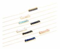 Wholesale Chain Link Inserts - whole saleBar Style Square Geometric Resin Druzy Blue Marble Stone Insert Choker Necklace Pendants