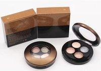 paleta de eyshadow al por mayor-2018 maquillaje marca Jade Jagge sombra de ojos paleta 4 colores mate Shimmer 6 estilo para elegir paleta Eyshadow alta calidad nave de DHL