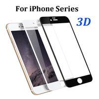 cam i6 toptan satış-I8 Temperli Cam iPhone 10 Ekran Koruyucu için i7plus i8plus i 8 iPhone8 için Koruyucu 7 i6 6 s Artı Filmi i10 iX Glas