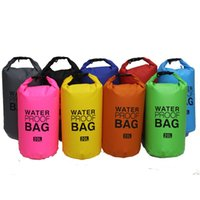 Wholesale dove hunting bag - Hiking Travelling Outdoors Bag Waterproof Swimming Dive Beach Dry Storage Single Shoulder Sporting Cycling Protable Drifting Bags 23 5dy ii