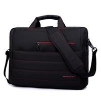 laptop taschen 17,3 zoll großhandel-BRINCH Laptoptasche 17-Zoll-Business-Frau mit einer Schulter-Laptoptasche