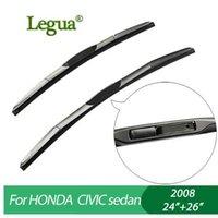 ветровое стекло honda оптовых-Лезвия Счищателя Legua для седана HONDA гражданского (2008),24
