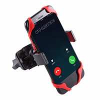 zellenhalter silizium großhandel-Universal-Fahrrad-Lenker-Gestell-Multifunktionsstraßen-Fahrrad-Halter im Kleinkasten MTB-Motorrad-Silikon-Unterstützung für Handy