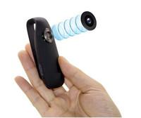 ingrosso micro recorder vocale gratuito-HD Mini videocamera portatile portatile libero 1080P obiettivo grandangolare Micro penna di registrazione vocale Video Recorder DV Sport Cam IDV007
