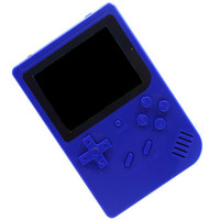 Wholesale game player console free online - RS Updated Portable Retro Mini Handheld Game Console can store games Bit inch Color LCD Game Player For FC Game free DHL