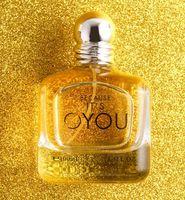 blumen kostenlose lieferung großhandel-Goldene 100ml Parfüm neue Top Luxus Frauen Duft Parfüm 100ml Blume Duft Geruch Qualität langlebig lange kostenlose Lieferung