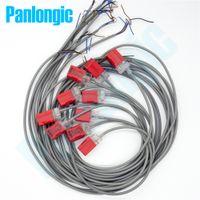 Wholesale Magnetic Proximity Sensors - 10 PCS Fotek Proximity Sensor Switches PL-05N 5mm NPN out DC10-30V Normal Open NEW Free Shipping