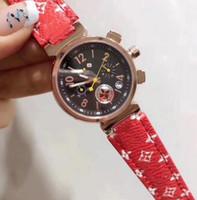 Wholesale Shanghai Watches - luxury Quartz Big Bang HOT automatic date luxury fashion men and women of the steel belt movement quartz clock watch louv
