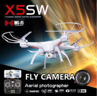 Wholesale syma x5c hd camera for sale - Group buy SYMA X5SW WIFI RC Drone FPV Helicopter Quadcopter with HD Camera vs JJRC H37 DHD Syma X5C X5UW JY018 JXD523 G