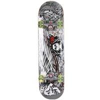 hölzerne klammern großhandel-WH521 Reine Holz Vier Rad Professionelle Holz Skateboards Seagull Halterung Longboard Skateboard Chrom Stahl 2 Farben