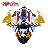 Wholesale fairings for bmw motorcycles resale online - Full Injection Fairings Fit For BMW S1000RR Year ABS Plastic Motorcycle Fairing Kit Motorbike Muti Color FIAMM Covers