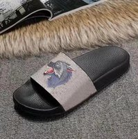 Wholesale nude low heels - New Fashion Women men Casual Sandals Summer beach slipper shoes Brand Boys and girls Slippers GG11