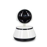 câmeras sem fio venda por atacado-V380 HD 720 P Câmera IP Sem Fio Wi-fi Câmera de Segurança Inteligente Micro SD Rotatable Defensor de Rede Home Telecam HD CCTV IOS PC