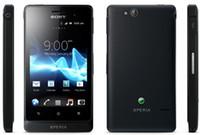 celulares android 5mp camera venda por atacado-Desbloqueado original sony xperia celular 5mp câmera wifi gps android sony st27 remodelado celular