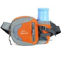 su çantası satışı toptan satış-Sıcak Satış Moda Spor Açık Su Şişesi Cepler Seyahat Seyahat Spor Koşu Çantaları Erkekler ve Kadınlar Cep Telefonu Depolama Ürünleri