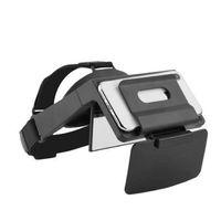 vr audífonos al por mayor-VR / AR Gafas Gafas 3D Vritual Reality Headset AR Gafas Realidad aumentada Game Movie Viewer Universal para iOS / Android Phone