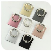 Wholesale Cheap Metal Stands - Cell Phone Back Holder Metal Stand Universal Phone Ring Mount 7 Colors Cheap Price without Retail Package