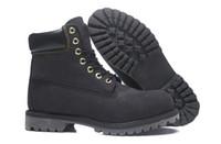 ingrosso comode scarpe da trekking-2018 nuovi stivali classici oro nero uomini comodi da corsa scarpe sportive scarpe da ginnastica lavoro casual escursionismo moda invernale scarpe taglia 40-45
