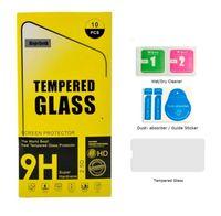 vidro temperado amarelo venda por atacado-Para iphone xs max 6.5 polegadas xr vidro temperado para iphone x 8 7 filme protetor de tela 2.5d 9 h com-amarelo pacote de papel