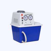 ZZKD New Laboratory Supporting Equipment Multi Functional Circulating Water Vacuum Pump Water Ejector Vacuum Air Pump