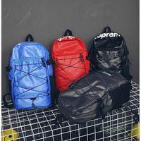 Wholesale best student backpack resale online - Best selling brand designer backpack double Shoulder Bag Luxury backpack Outdoor Traveling Schoolbags For Women Students Backpacks