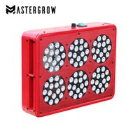 Wholesale apollo led grow - Apollo 6 Full Spectrum 450W LED Grow Light 10bands With Exclusive 5W LEDS For Flower Vegetative Greenhouse Indoor Plants Hydroponic System