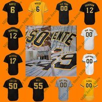 Wholesale red bells - Corey Dickerson Jersey Austin Meadows Jameson Taillon Nick Kingham Gregory Polanco Adam Frazier Chad Kuhl Jordy Mercer Starling Marte Bell