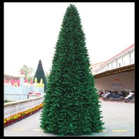 Wholesale Can Candles - Christmas Decoration Supplies Festive & Party Supplies Home & Garden 600 cm Christmas tree green colors can customize size 2016