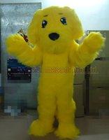 ingrosso vendite di giocattoli adulti-La dimensione adulta di trasporto del costume della mascotte del grande cane, il grande partito di carnevale del giocattolo della peluche della mascotte del cane grande celebra le vendite della fabbrica della mascotte.