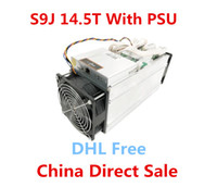 Wholesale antminer s9 for sale - Newest Bitcoin Miner AntMiner S9j T With BITMAIN APW7 W Power Supply Btc BCH Miner Better Than Antminer S9 S9i T T9